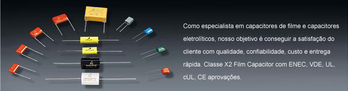 Plastic Film Capacitors