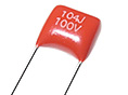 JFH - Subminiature Size Metallized Polyester Film Capacitors