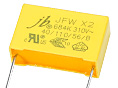 JFW - X2 Metallized Polypropylene Film Capacitor (305VAC, 310VAC)
