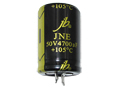 JNE - 2000H at 105°C, Miniaturized, Snap in Aluminum Electrolytic Capacitor