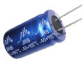 JRB -  2000H at 105°C, Leaded Radial Aluminum Electrolytic Capacitors